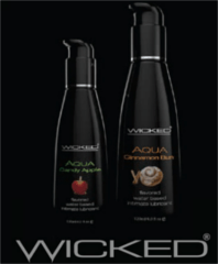 FREE Wicked Flavored Personal Lubricant Samples