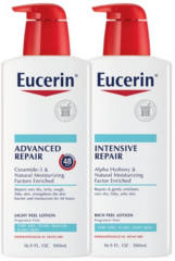 FREE Bottle of Eucerin Repair Lotion