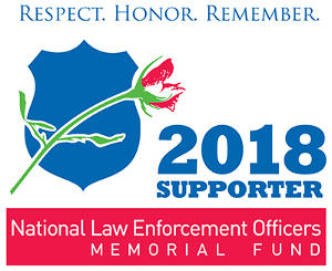 FREE National Law Enforcement Officers Memorial Fund Supporter Decal
