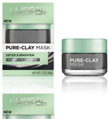 FREE L'Oreal Pure Clay Mask Sample
