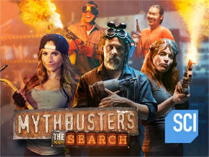 Mythbusters: The Search