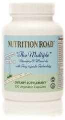 Nutrition Road The Multiple Multivitamin