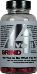 Live It All-in-One Daily Grind Supplement