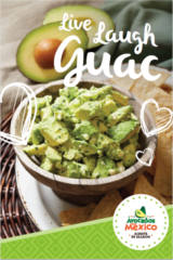FREE Live Laugh Guac Recipe Ebook Download