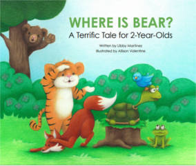 FREE Copy of Where is Bear? Book