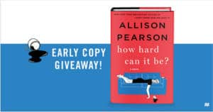 FREE How Hard Can It Be? by Allison Pearson Book
