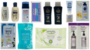 FREE Womens Skin and Hair Care Sample Box after Credit