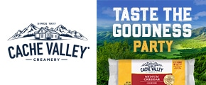 FREE Cache Valley Taste the Goodness Party Pack