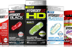 FREE Hydroxycut Supplements