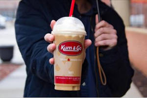 FREE Small Iced Coffee at Kum & Go