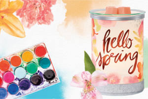 FREE Spring Forward Scentsy Wax Sample