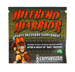 FREE Weekend Warrior Party Recovery Supplement Sample
