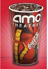 FREE Large Drink at AMC Theatres