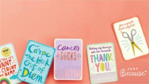 FREE Just Because Cards at Hallmark Stores