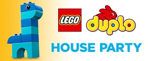 FREE LEGO DUPLO Party Pack