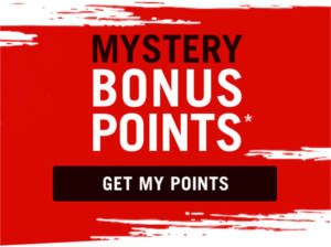 Mystery Bonus Points