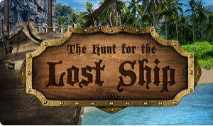 The Hunt for the Lost Ship