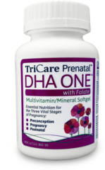 TriCare Prenatal DHA One With Folate