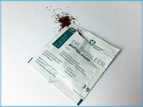 FREE Aquarium Munster Dr. Bassleer BIOFISH-Food Sample