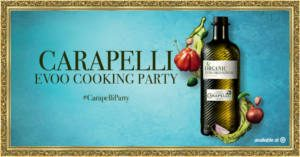 FREE Carapelli EVOO Cooking Party Pack
