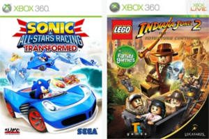 Games with Gold Xbox 360