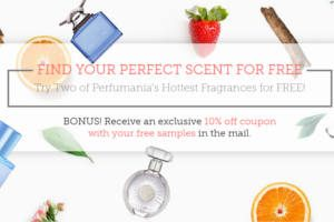 FREE Fragrance Samples
