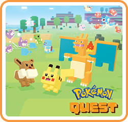 FREE Pokemon Quest Nintendo Switch Game Download