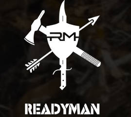 FREE ReadyMan Sticker