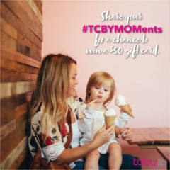FREE Froyo at TCBY for Moms