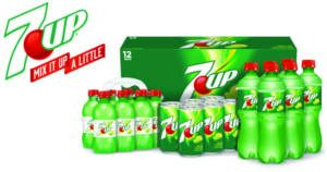 FREE 7UP Mix It Up Soirée Party Pack