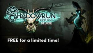 FREE Shawdowrun Returns Deluxe Computer Game Download