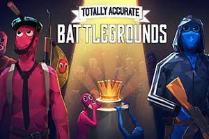 FREE Totally Accurate Battlegrounds PC Game Download