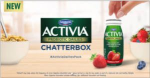 FREE Activia Probiotic Dailies Chat Pack
