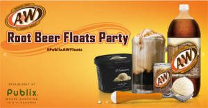 FREE A&W Root Beer Floats Party Pack