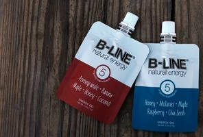 FREE B-Line Natural Energy Gel Sample Packets