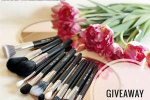 FREE Bella & Bear Makeup Brush or Bag