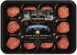 FREE Carando Italian Style Meatballs at Food Lion