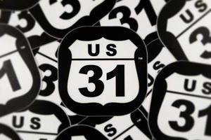 FREE US 31 Decal