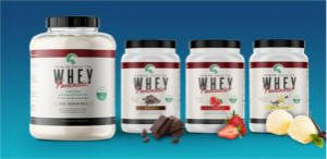 FREE Whey Fantastic Protein Shake Sample
