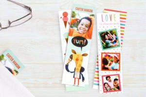 4 FREE Custom Bookmarks at Walgreens