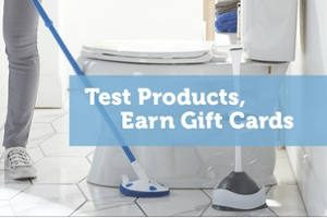 FREE Butler Home Cleaning Product Testing