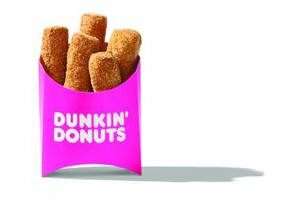FREE Donut Fries at Dunkin Donuts