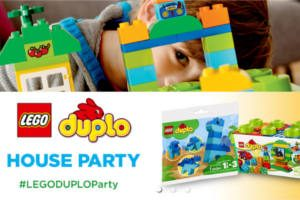 FREE LEGO DUPLO Party Kit