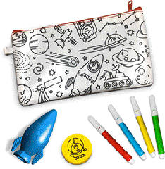 FREE Color Your Own Back-to-School Pencil Pouch at JCPenney