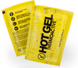 FREE Thermoactive Hot Gel Sample