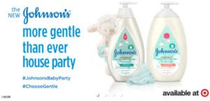FREE Johnsons More Gentle Than Ever House Party Pack