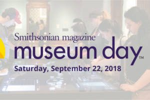FREE Museum Day Ticket