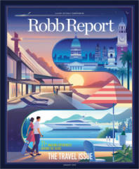 FREE Subscription to Robb Report Magazine