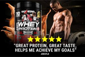 FREE Six Star Nutritional Supplements Product Testing