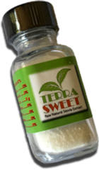 FREE Terra Sweet Pure Stevia Sample